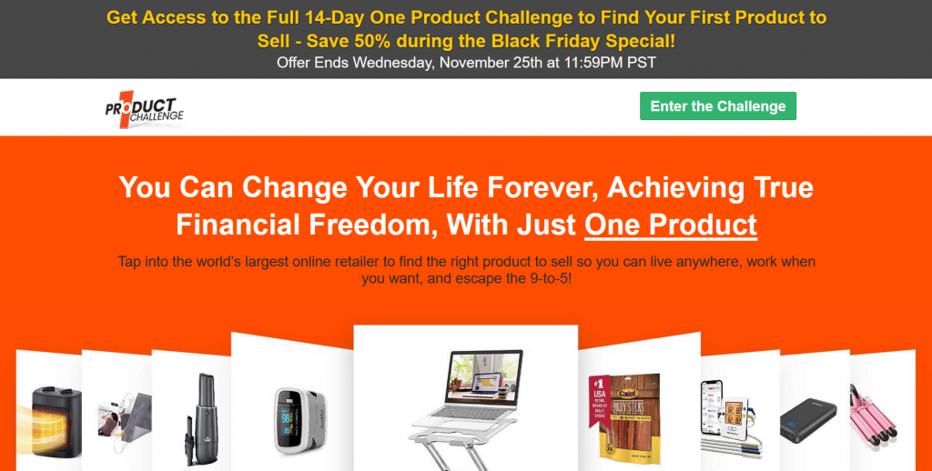 The One Product Challenge ASM